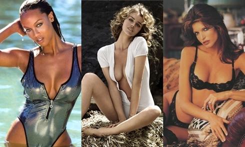 10 siêu mẫu gợi cảm nhất thập niên 1990