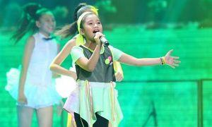 Cô bé 9 tuổi kết hợp rap vào 'Cô Tấm ngày nay' ở Giọng hát Việt nhí