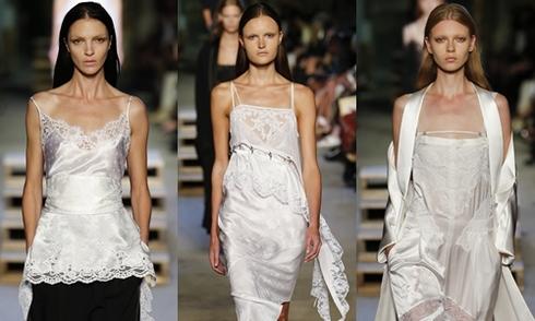 Thiết kế Xuân Hè 2016 của Givenchy tràn ngập đồ ngủ