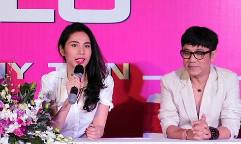 Thủy Tiên thuyết phục Thành Lộc đóng 'Điệp vụ 3 Lờ'