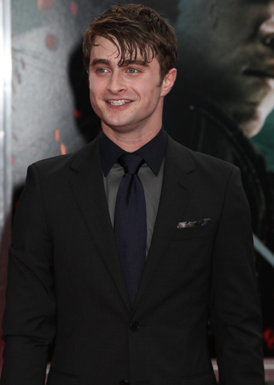 1. Daniel Radcliffe  $14 Million For Harry Potter and the Order of the Phoenix, 2007 (Age 18)