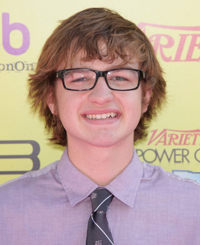 4. Angus T. Jones  $7.7 Million For Two and a Half Men, 2010 (Age 17)