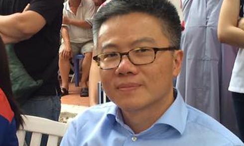 Giáo sư Ngô Bảo Châu thắng đấu giá sách quý ở TP HCM