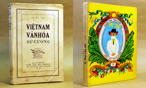 10 cuốn sách cũ thu hút độc giả đấu giá ở Sài Gòn
