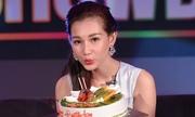 Quỳnh Chi được tổ chức sinh nhật tại trường quay