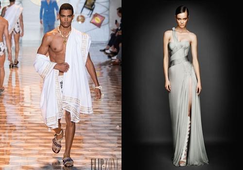 Khăn choàng và váy