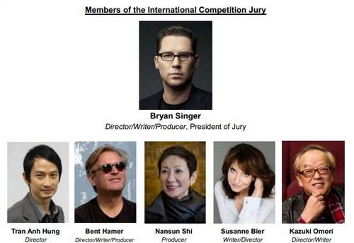 Trần Anh Hùng nằm trong danh sách giám khảo của Liên hoan phim Quốc tế Tokyo lần thứ 28.