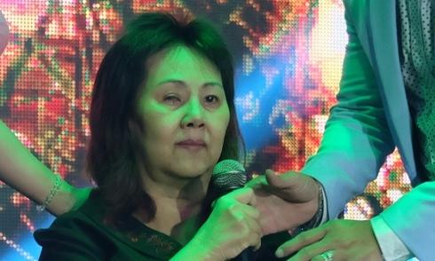 Đồng nghiệp giúp nghệ sĩ Hoàng Lan 30 triệu chữa bệnh