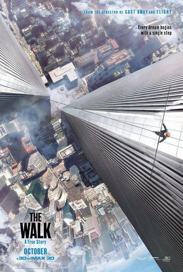 """""""The Walk"""" của đạo diễn Robert Zemeckis, với sự tham gia của tài tử Joseph Gordon Levitt trong vai chính, là phim mở màn Liên hoan phim Tokyo năm nay. Ảnh: Sony."""