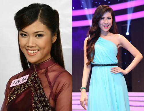 Năm 2002, Tìm kiếm người mẫu thời trang châu Á (tiền thân của Siêu mẫu Việt Nam bây giờ) đã ghi danh Trần Thị Thu Hằng lên bục vinh quang nhất. Cô vượt mặt Hồ Ngọc Hà (giải Bạc cùng năm) để giành lấy giải Vàng trước sự ngưỡng mộ của nhiều người.