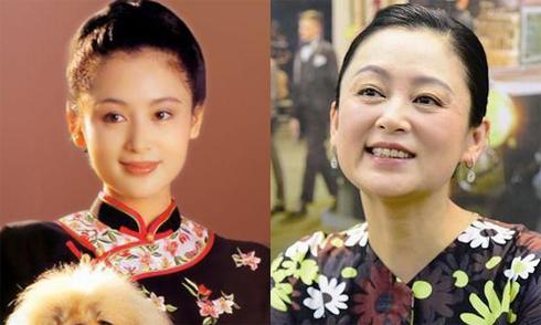 Nhan sắc 'Mỹ nhân đẹp nhất Trung Quốc' theo thời gian