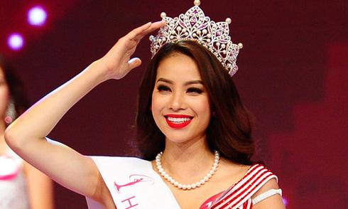 Hoa hậu Phạm Hương: 'Tôi lên núi thiền sau khi đăng quang'