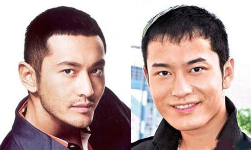 Gương mặt biến đổi theo thời gian của Huỳnh Hiểu Minh