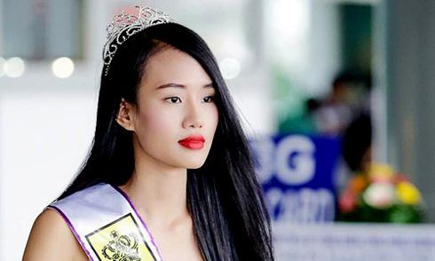 Lệ Quyên sẵn sàng cho chung kết Hoa hậu Hòa Bình Quốc tế