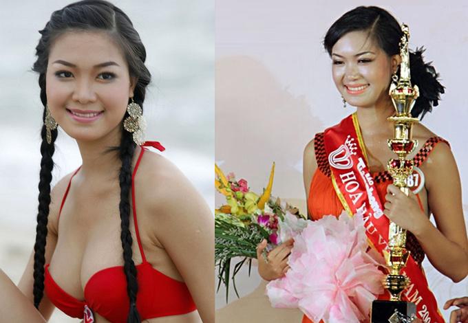 Thùy Dung đẹp hơn sau 6 năm đăng quang