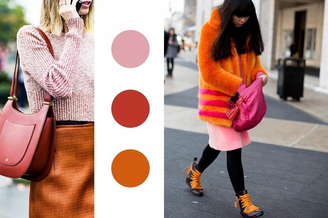 5 kiểu phối màu giúp phụ nữ trẻ hơn tuổi