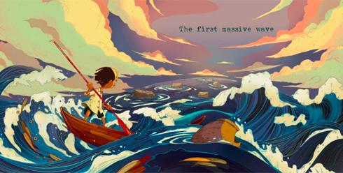 Truyện tranh của tác giả Việt giành giải thưởng châu Á