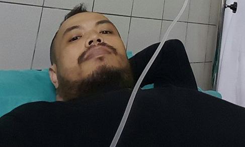 Ca sĩ Trần Lập bị ung thư