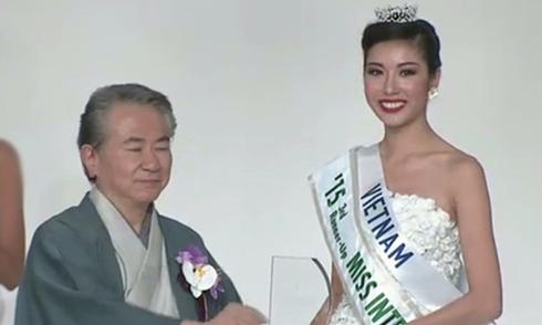Thúy Vân - từ Á khôi Áo dài Việt Nam tới Á hậu 3 Miss International