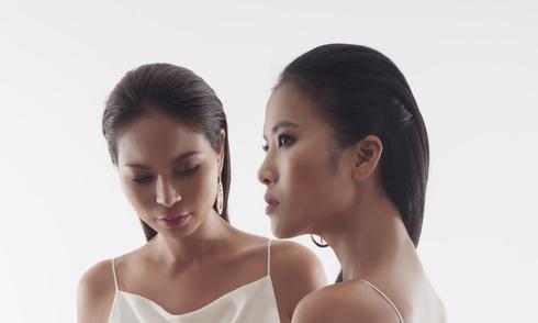 Bằng Lăng, Kim Hồng tái hợp trong ảnh thời trang