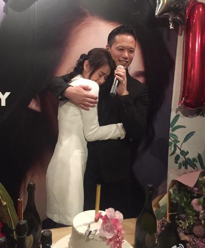 Hồ Hạnh Nhi mời tình cũ Huỳnh Tông Trạch dự đám cưới