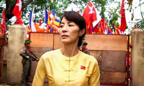 'The Lady' – phim về cuộc đời vĩ đại của 'Quý bà' Myanmar