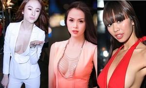 6 mỹ nhân Việt có gu mặc táo bạo