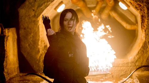 Tập cuối 'The Hunger Games' dẫn dầu doanh thu tại Bắc Mỹ