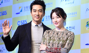 Song Seung Hun thấy vinh hạnh khi đóng phim với Lee Young Ae