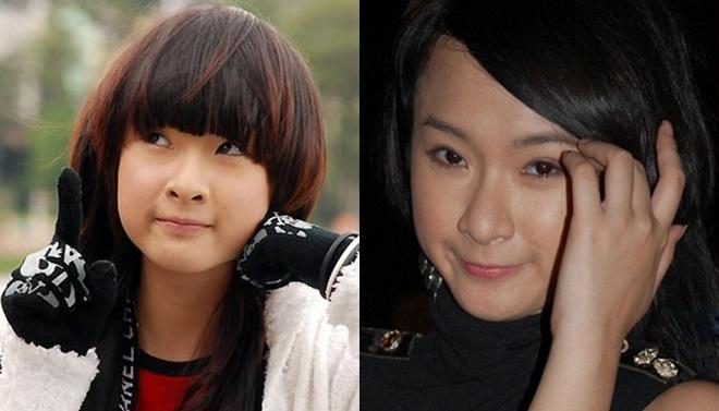 10 năm 'lột xác' của Angela Phương Trinh
