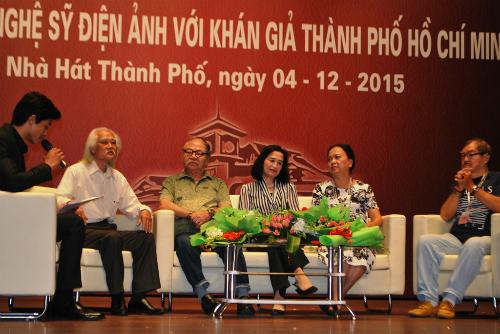 'Thế hệ vàng' của điện ảnh Việt trải lòng về vai diễn để đời