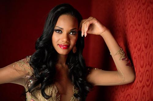 Người đẹp Angola.