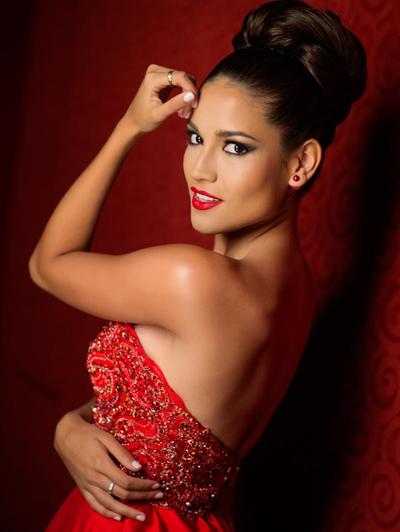 Hoa hậu Argentina.
