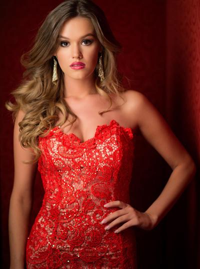 Hoa hậu Bỉ.