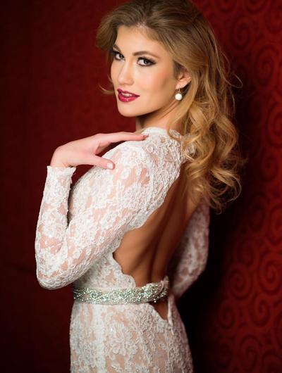 Hoa hậu Croatia.