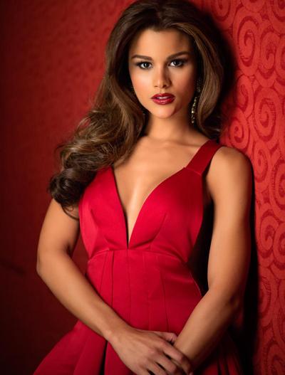Hoa hậu Cộng hòa Dominica.
