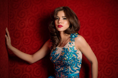 Hoa hậu El Salvador.
