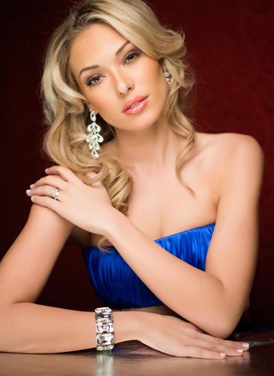 Hoa hậu Hy Lạp.