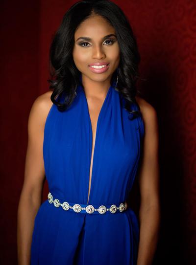 Hoa hậu Guyana.