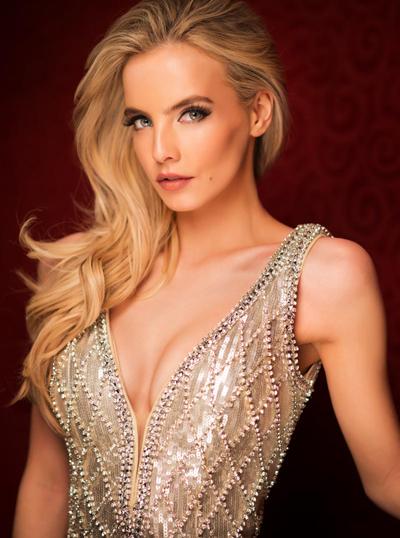 Hoa hậu Ireland.