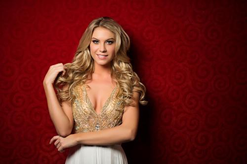 Hoa hậu Hà Lan.