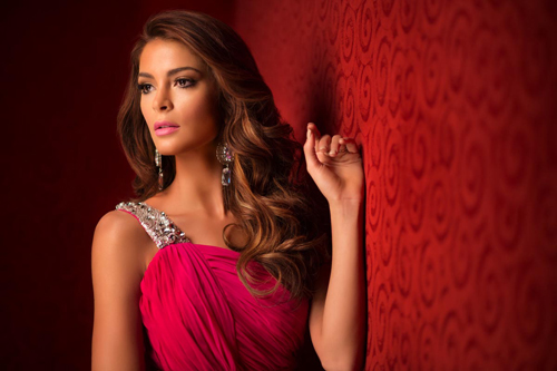 Hoa hậu Peru.