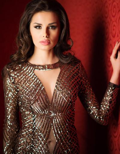Hoa hậu Ba Lan.