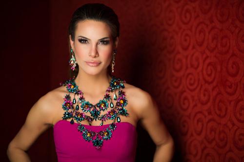 Hoa hậu Tây Ban Nha.