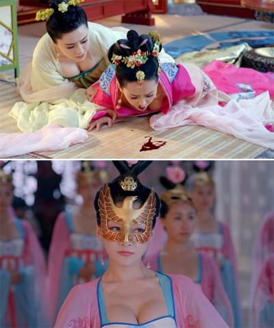 Những câu chuyện xôn xao màn ảnh châu Á 2015