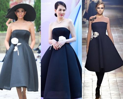 Những trang phục gây ồn ào nhất năm 2015 của sao Việt