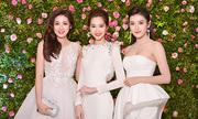 Dàn mỹ nhân Việt chưng diện trong tiệc thời trang
