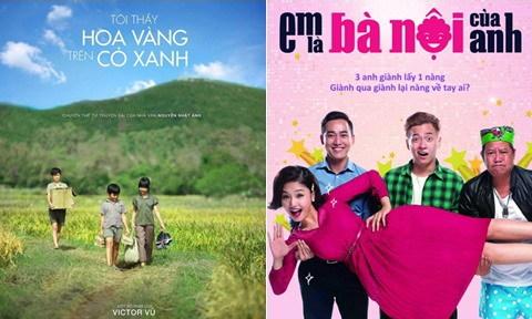 10 phim truyền hình đình đám nhất thế giới năm 2015