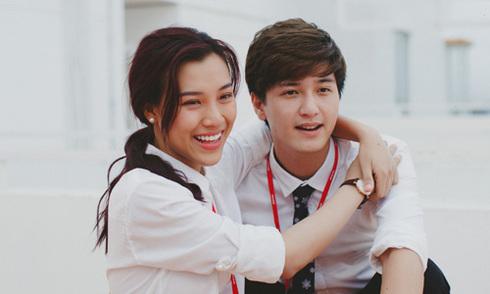 Huỳnh Anh, Hoàng Oanh kỷ niệm 700 ngày yêu bằng phim ngắn
