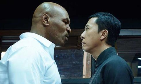 Chân Tử Đan, Mike Tyson đấu võ tay đôi trong 'Diệp Vấn 3'
